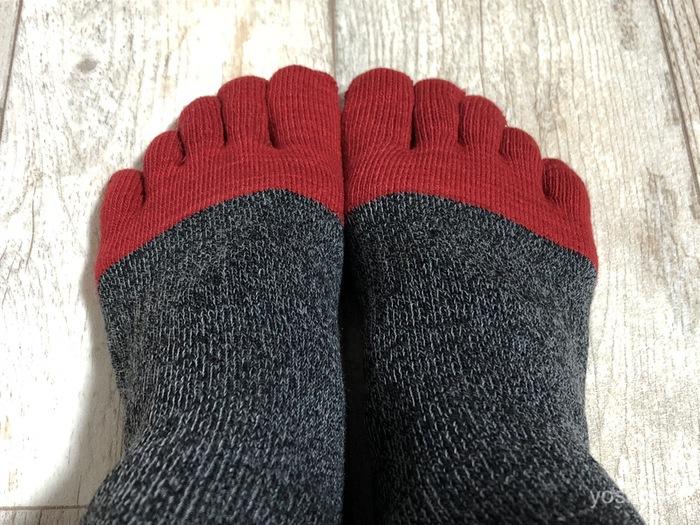 ワークマンの靴下カプサイシン