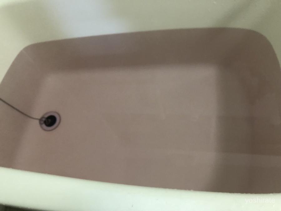 バブのナイトアロマを入れたお風呂