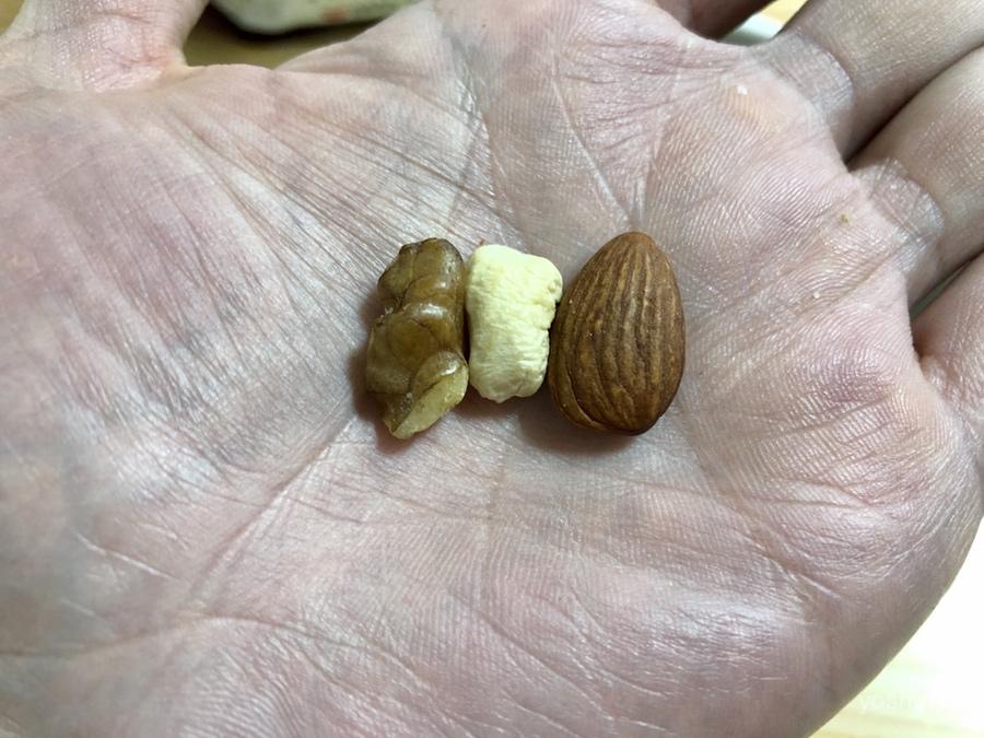 ごろっとグラノーラのチョコナッツ