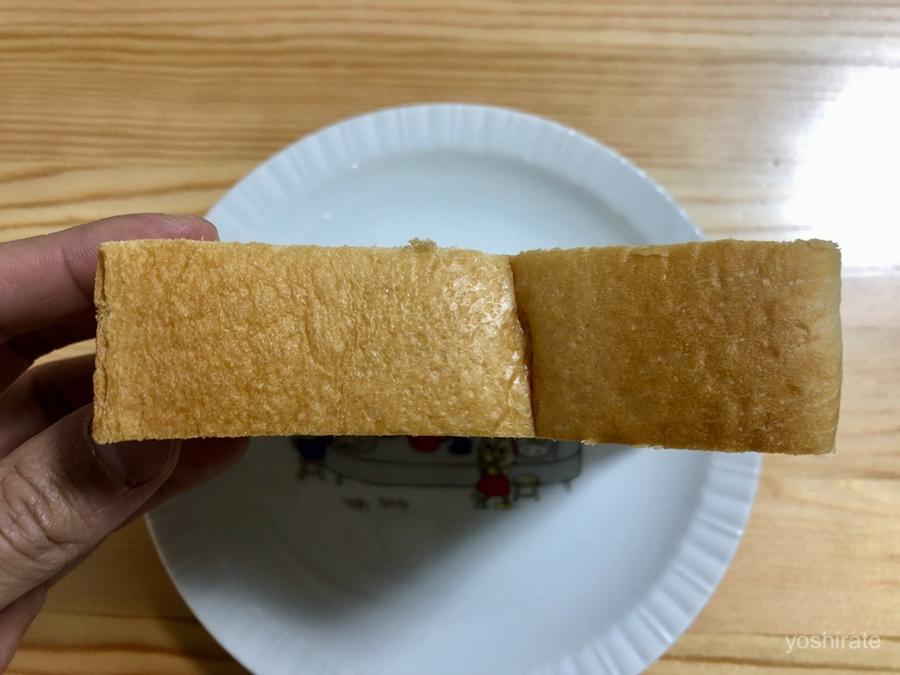 セブンイレブンの金の食パン
