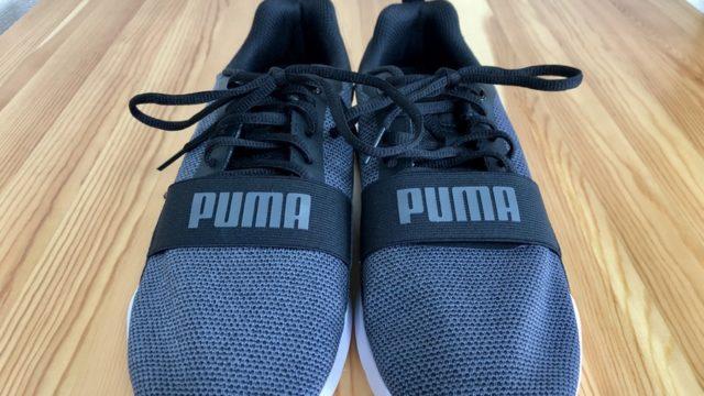 プーマの靴