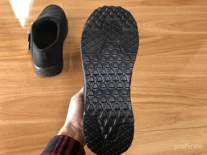 ワークマンの防寒靴