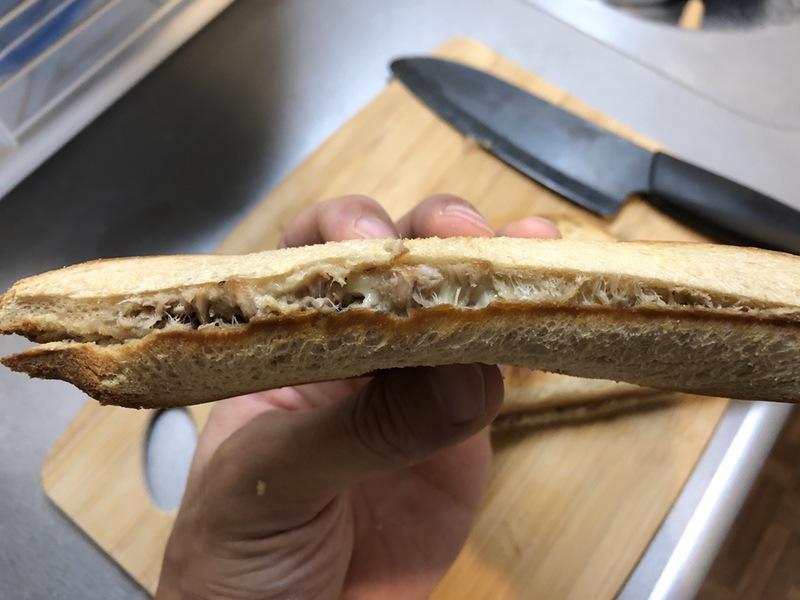 コールマンのホットサンドイッチクッカー